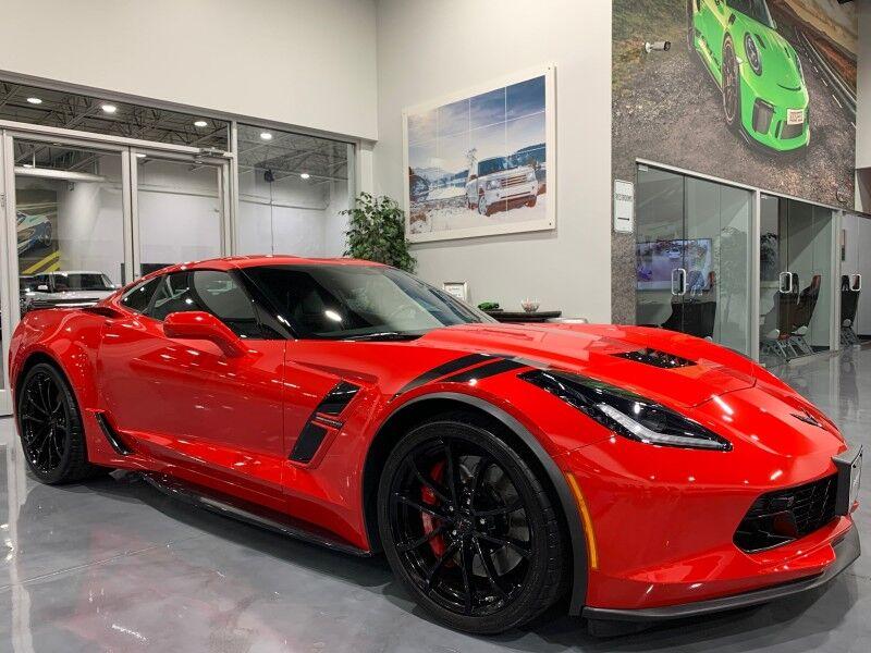 2018_Chevrolet_Corvette_Grand Sport 2LT Upgrades_ Charlotte NC