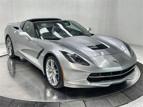 2018_Chevrolet_Corvette_Stingray CAM,TARGA ROOF,CLMT STS,HEADS UP_ Plano TX