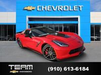 Chevrolet Corvette Stingray Z51 2018