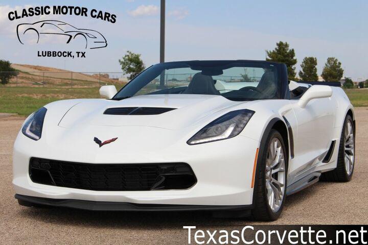 2018 Chevrolet Corvette Z06 2LZ Lubbock TX