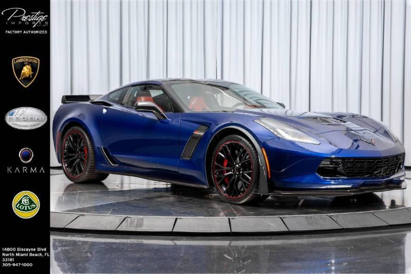 2018_Chevrolet_Corvette_Z06 3LZ_ North Miami Beach FL