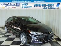 Chevrolet Cruze * LT Sedan Automatic * RS Package * 2018