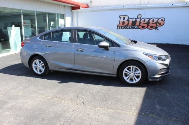 2018 Chevrolet Cruze 4dr Sdn 1.4L LT w/1SD Fort Scott KS