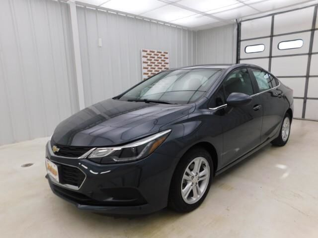 2018 Chevrolet Cruze 4dr Sdn 1.4L LT w/1SD Manhattan KS