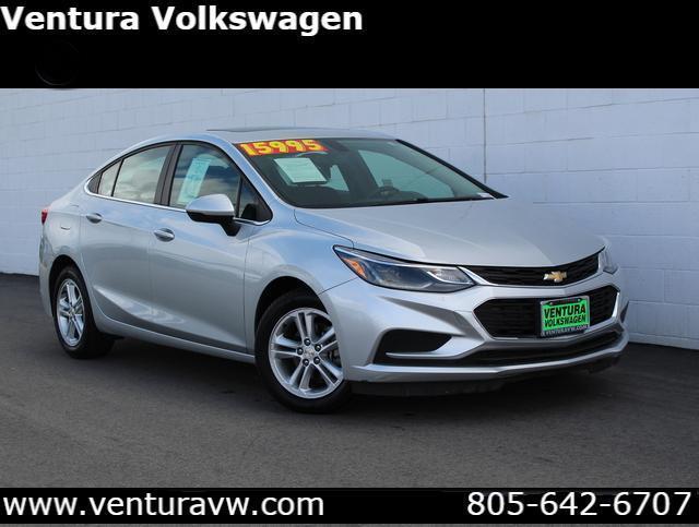 2018 Chevrolet Cruze 4dr Sdn 1.4L LT w/1SD Ventura CA