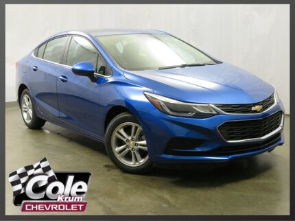 2018_Chevrolet_Cruze_4dr Sdn 1.4L LT w/1SD_ Schoolcraft MI