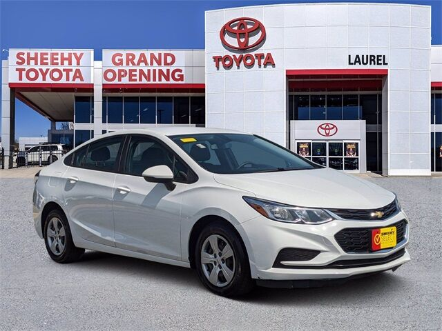 2018 Chevrolet Cruze LS Laurel MD