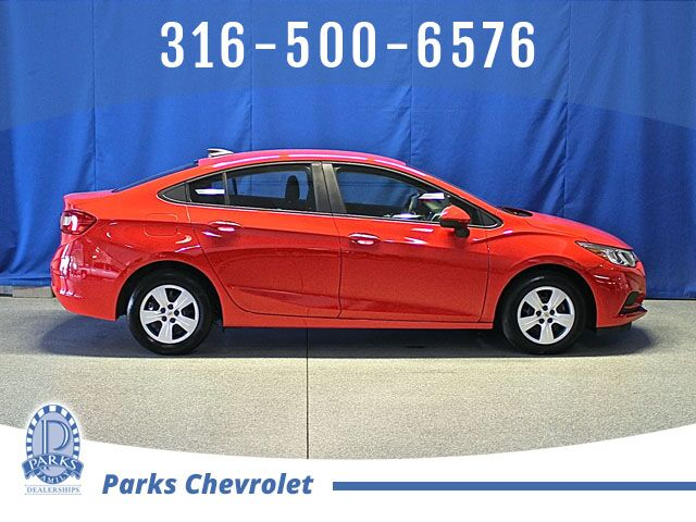 2018 Chevrolet Cruze LS Wichita KS