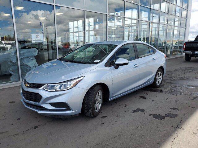 2018 Chevrolet Cruze LS Calgary AB