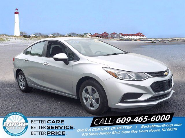 2018 Chevrolet Cruze LS Cape May Court House NJ