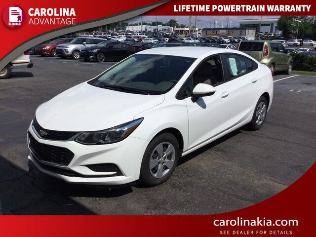 2018 Chevrolet Cruze LS High Point NC