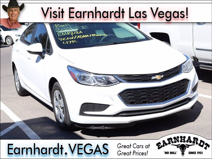 2018 Chevrolet Cruze LS Las Vegas NV