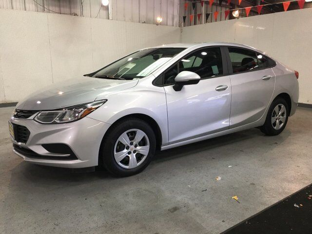 2018 Chevrolet Cruze LS Oroville CA