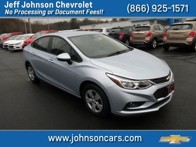 2018 Chevrolet Cruze LS Woodlawn VA