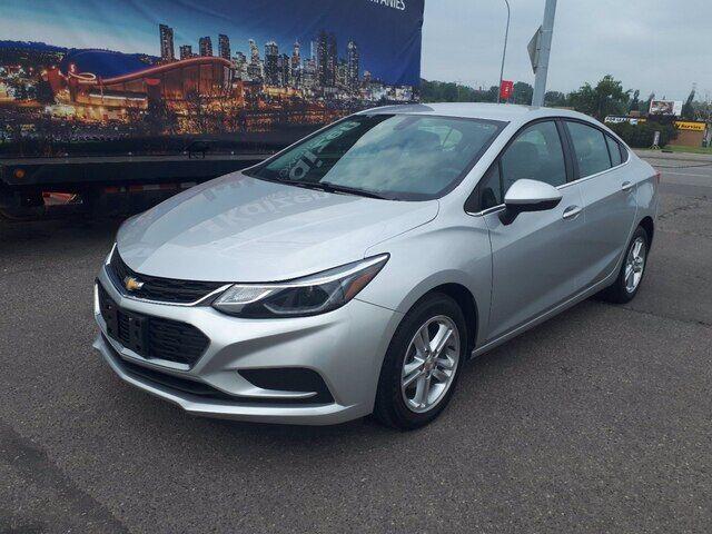 2018 Chevrolet Cruze LT   HEATED SEATS   BACKUP CAMERA   BLUETOOTH Calgary AB