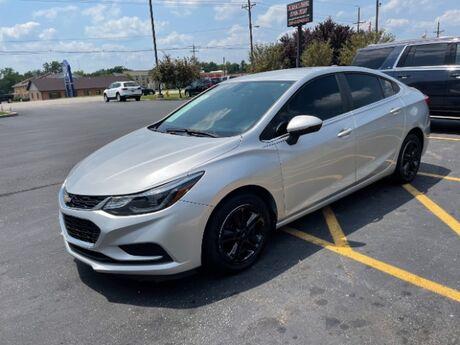 2018 Chevrolet Cruze LT Auto Jacksonville IL