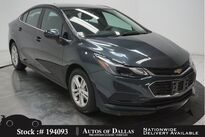 Chevrolet Cruze LT BACK-UP CAMERA,HTD STS,16IN WHLS 2018