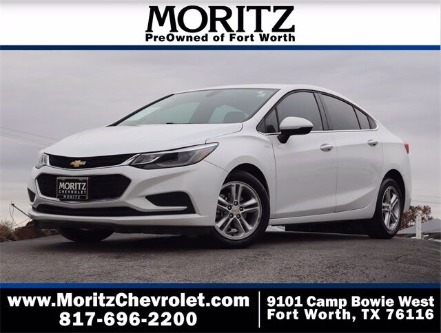 2018 Chevrolet Cruze LT Fort Worth TX