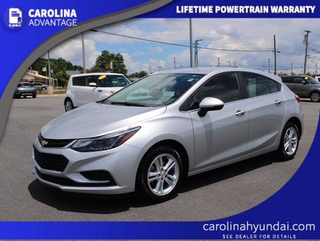 2018 Chevrolet Cruze LT High Point NC
