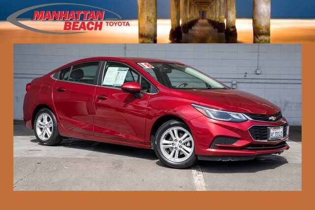 2018 Chevrolet Cruze LT Manhattan Beach CA