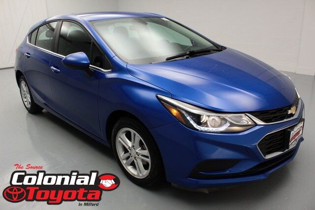 2018 Chevrolet Cruze LT Milford CT