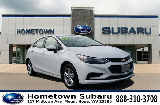 2018 Chevrolet Cruze LT Mount Hope WV