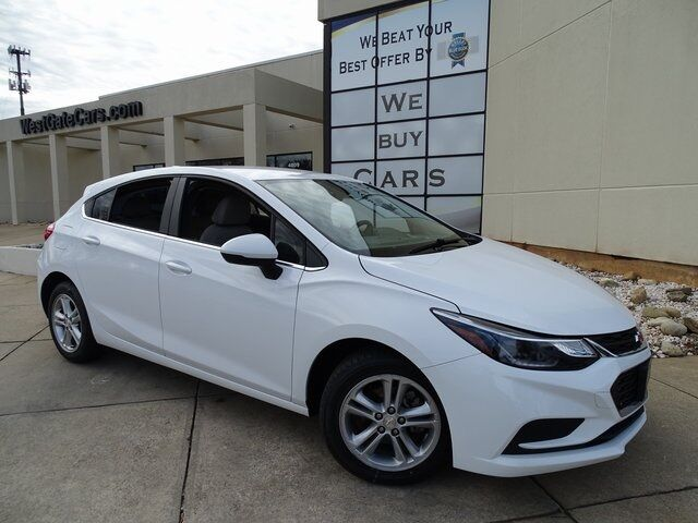 2018 Chevrolet Cruze LT Raleigh NC