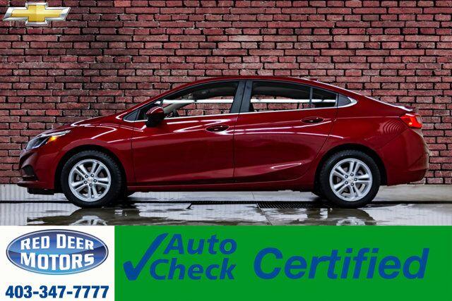 2018 Chevrolet Cruze LT Roof BCam Red Deer AB