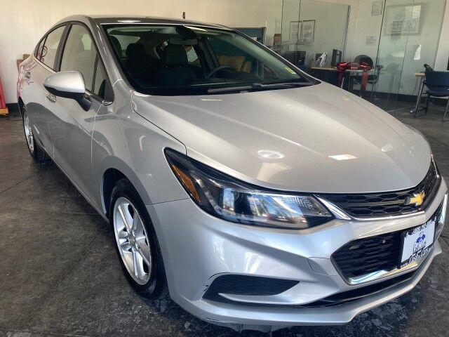 2018_Chevrolet_Cruze_LT_ San Jose CA
