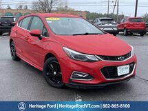 2018 Chevrolet Cruze LT South Burlington VT