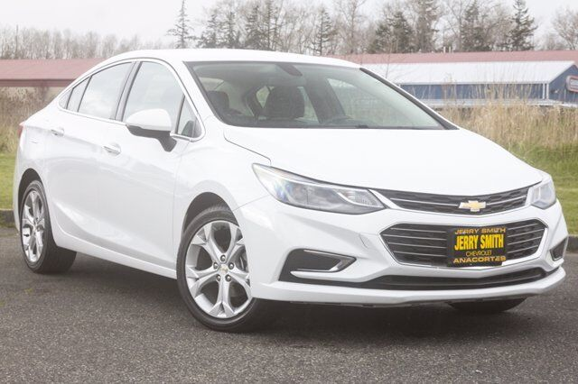 2018 Chevrolet Cruze Premier Burlington WA
