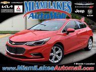 2018 Chevrolet Cruze Premier Miami Lakes FL