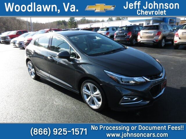 2018 Chevrolet Cruze Premier Woodlawn VA