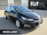2018 Chevrolet Cruze RS, Sunroof, Back-Up Camera, Navigation, Heated Leather seats.