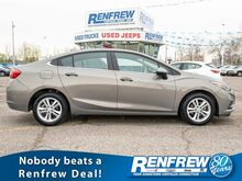 2018_Chevrolet_Cruze_Sedan 1.4L LT w/1SD, Bluetooth, Heated Seats, Backup Camera, Sir_ Calgary AB