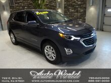 2018_Chevrolet_EQUINOX LT AWD__ Hays KS