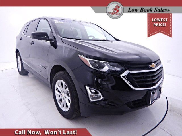 2018 Chevrolet EQUINOX LT Salt Lake City UT