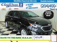 Chevrolet Equinox * LT 1.5T All Wheel Drive * Remote Vehicle Start * Heated Seats * 2018