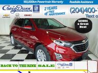 2018 Chevrolet Equinox * LT All Wheel Drive * Remote Vehicle Start * Heated Seats * Portage La Prairie MB