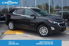 2018_Chevrolet_Equinox_1LT **Accident Free/ Low km**_ Winnipeg MB