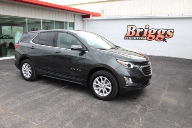 2018 Chevrolet Equinox AWD 4dr LT w/1LT Fort Scott KS