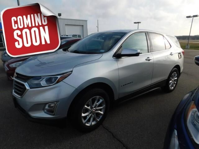 2018 Chevrolet Equinox AWD 4dr LT w/1LT Manhattan KS