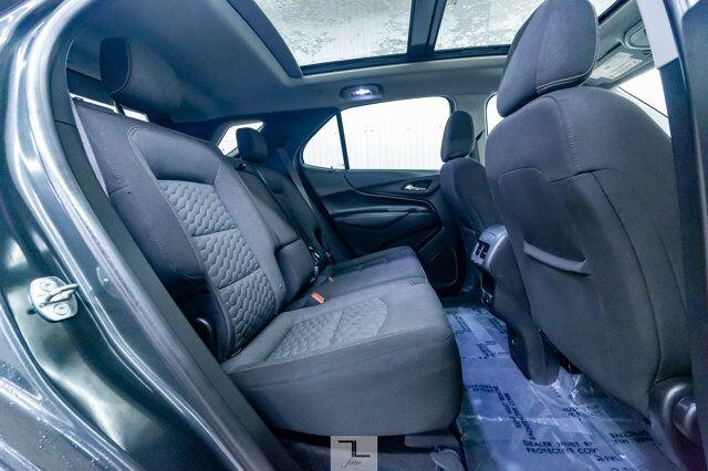 2018 Chevrolet Equinox AWD LT Roof BCam Red Deer AB