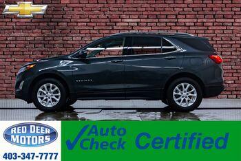 2018_Chevrolet_Equinox_AWD LT Roof BCam_ Red Deer AB