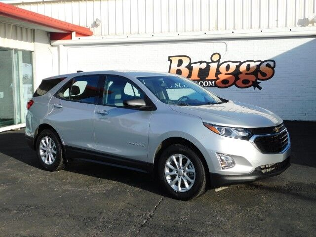 2018 Chevrolet Equinox FWD 4dr LS w/1LS Fort Scott KS