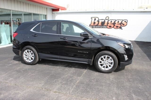 2018 Chevrolet Equinox FWD 4dr LT w/1LT Fort Scott KS