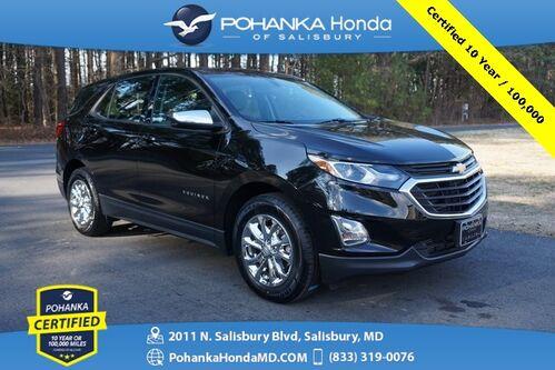 2018_Chevrolet_Equinox_LS ** Pohanka Certified 10 Year / 100,000  **_ Salisbury MD