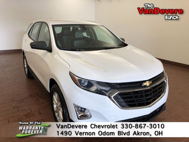 2018 Chevrolet Equinox LS Akron OH
