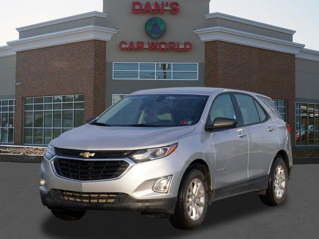 2018 Chevrolet Equinox LS Bridgeport WV