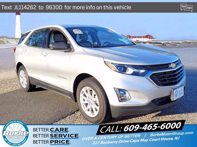 2018 Chevrolet Equinox LS Cape May Court House NJ